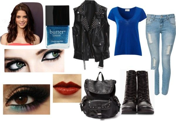 """""""Thalia Grace Mall trip number 1 outfit- Percy Jackson Story"""" by hunterofartermis17 ❤ liked on Polyvore"""
