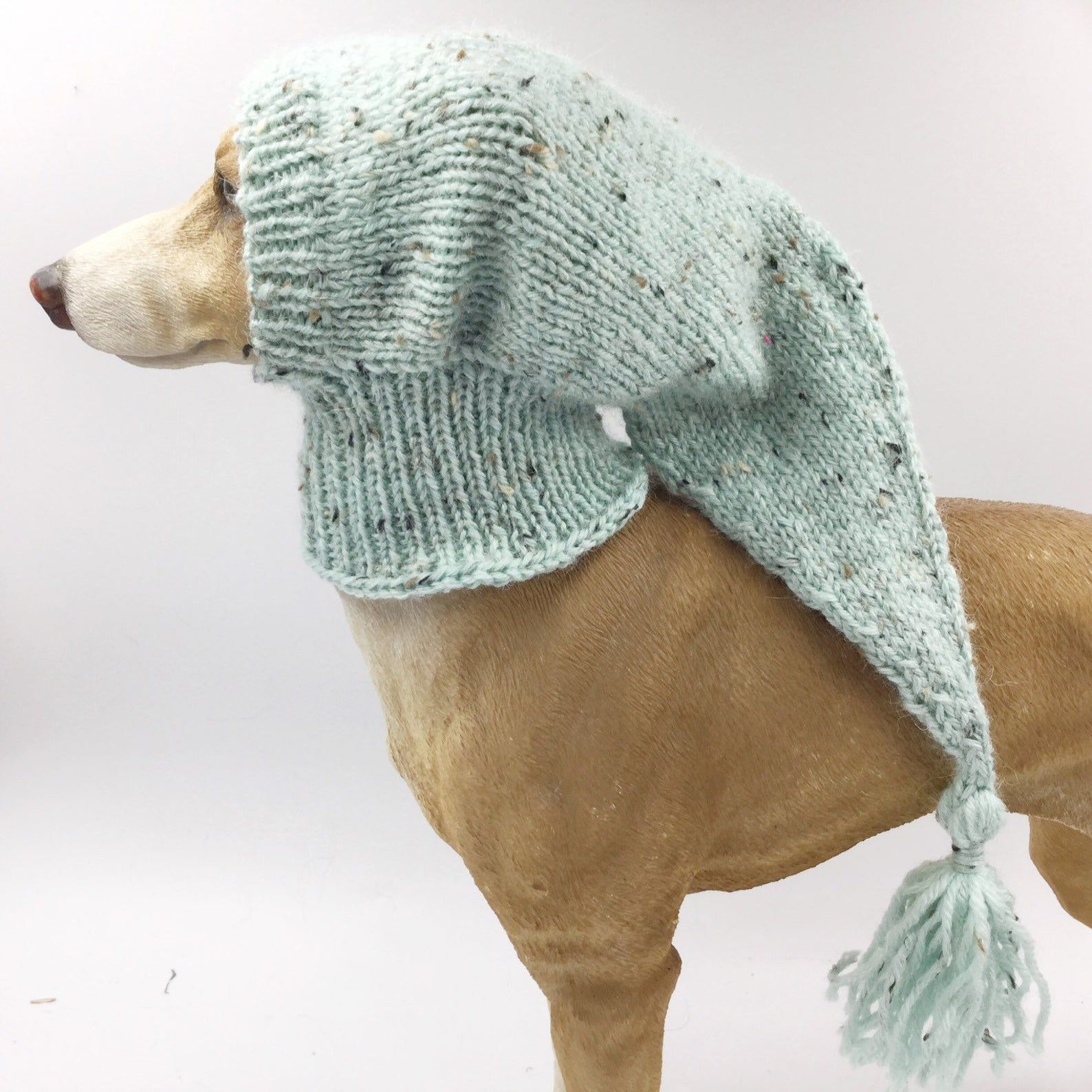 Greyhound /& Galgo Pixie Hat
