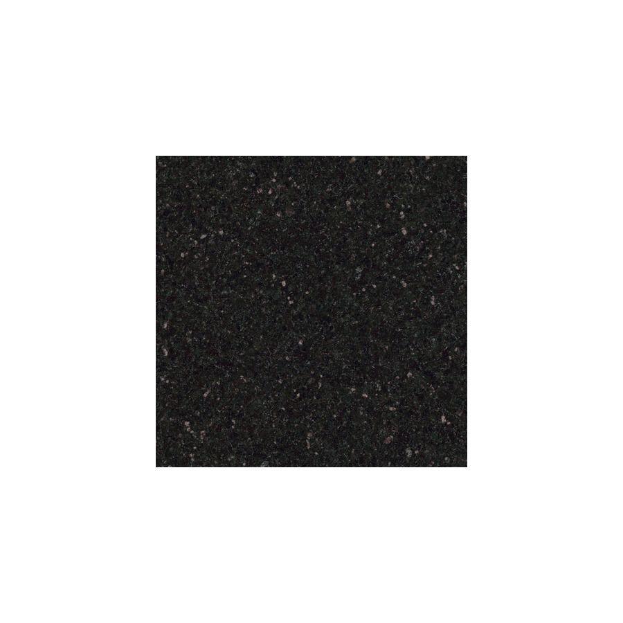 Sensa Black Galaxy Granite Kitchen Countertop Sample Granite