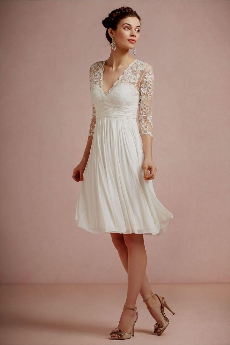 Wedding Dresses for Second Marriages Over 20 Omari Dress in Bride ...