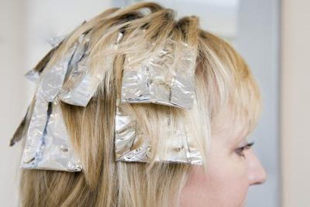 How to highlight your own long hair with foil grey hair beauty highlighting your hair can instantly enhance your appearance and can even help camouflage gray hairs professionally having your hair highlighted can get solutioingenieria Image collections