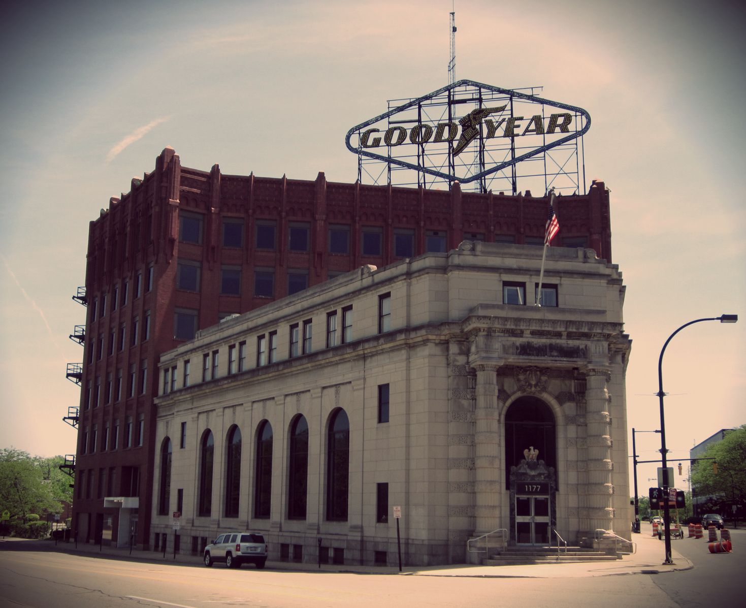 Former Goodyear Tire And Rubber Company Headquarters