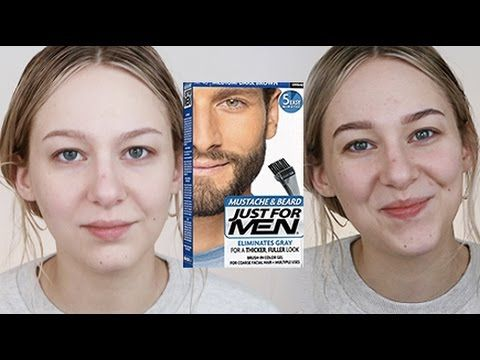 Diy Brow Tint Using Mens Beard Dye Youtube In 2019 Mens