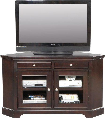 Flat Screen TV Corner Stands | Oak Corner TV Stands For Flat Screen TVs  InfoBarrel