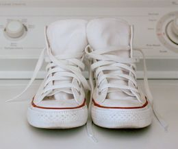 How to Clean White Converse  ee03597ff