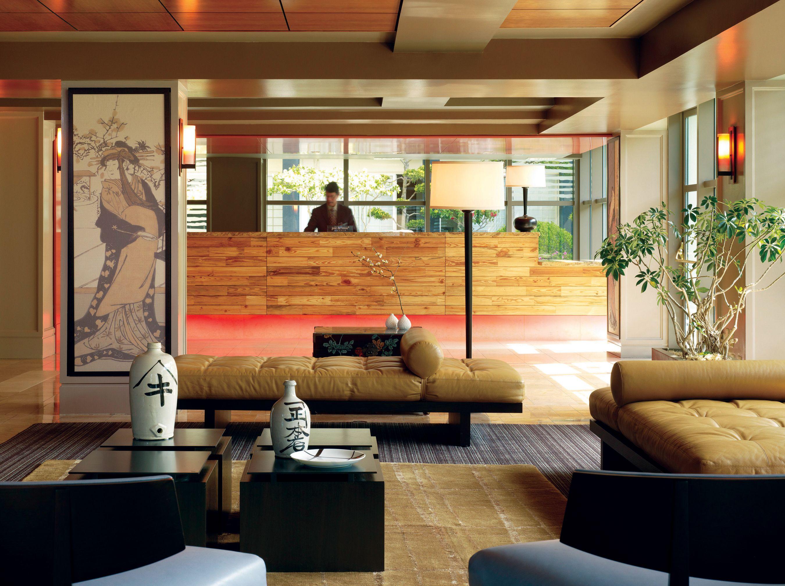 Hotel Kabuki With Images California Design Asian Home Decor