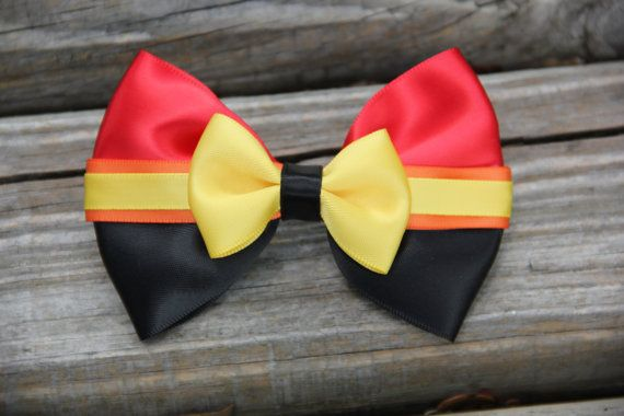 Incredible Hair Bow by DumbowShoppe on Etsy