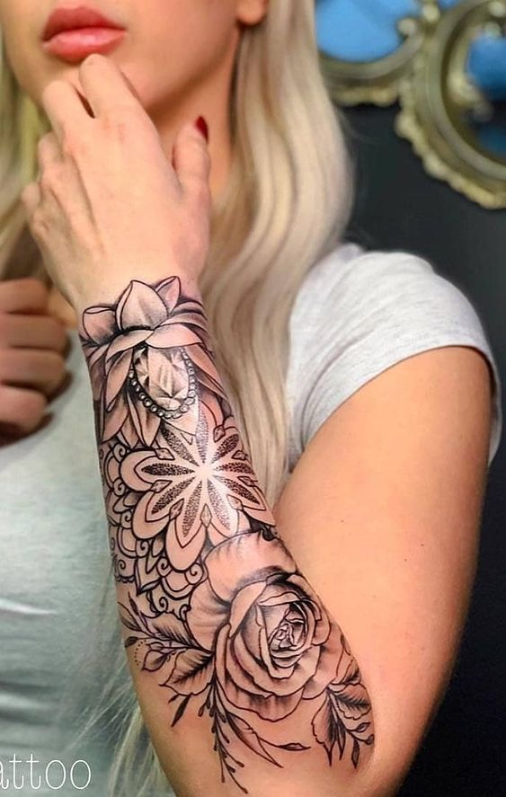 Best 25 Sleeve Tattoos Designs For Girls Tattoos Sleeve Tattoos Tattoo Sleeve Designs