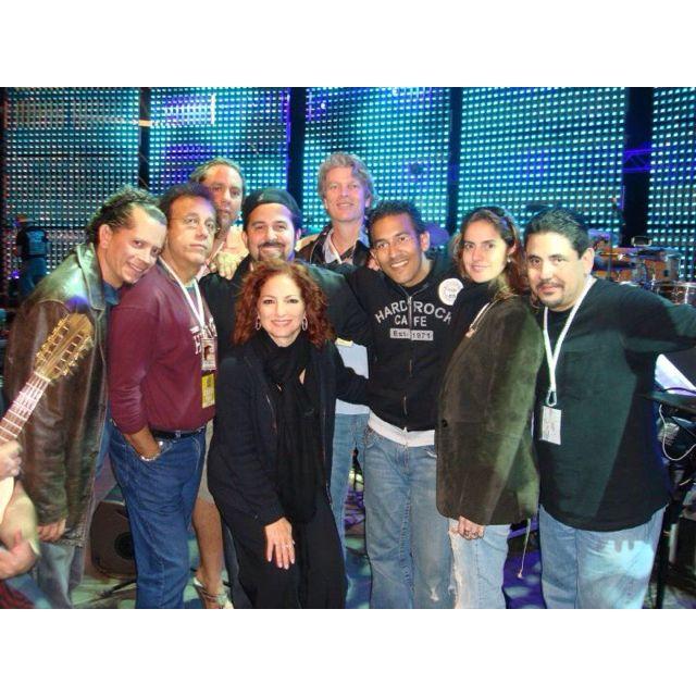 Gloria Estefan and the Miami Sound Machine