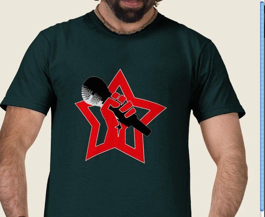 Mic Star http://www.zazzle.com/mic_star_t_shirt-235139503032227877