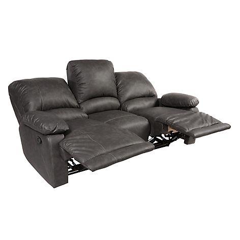 Rosen sof reclinable 3 cuerpos bucarest for Sofa wald 3 cuerpos