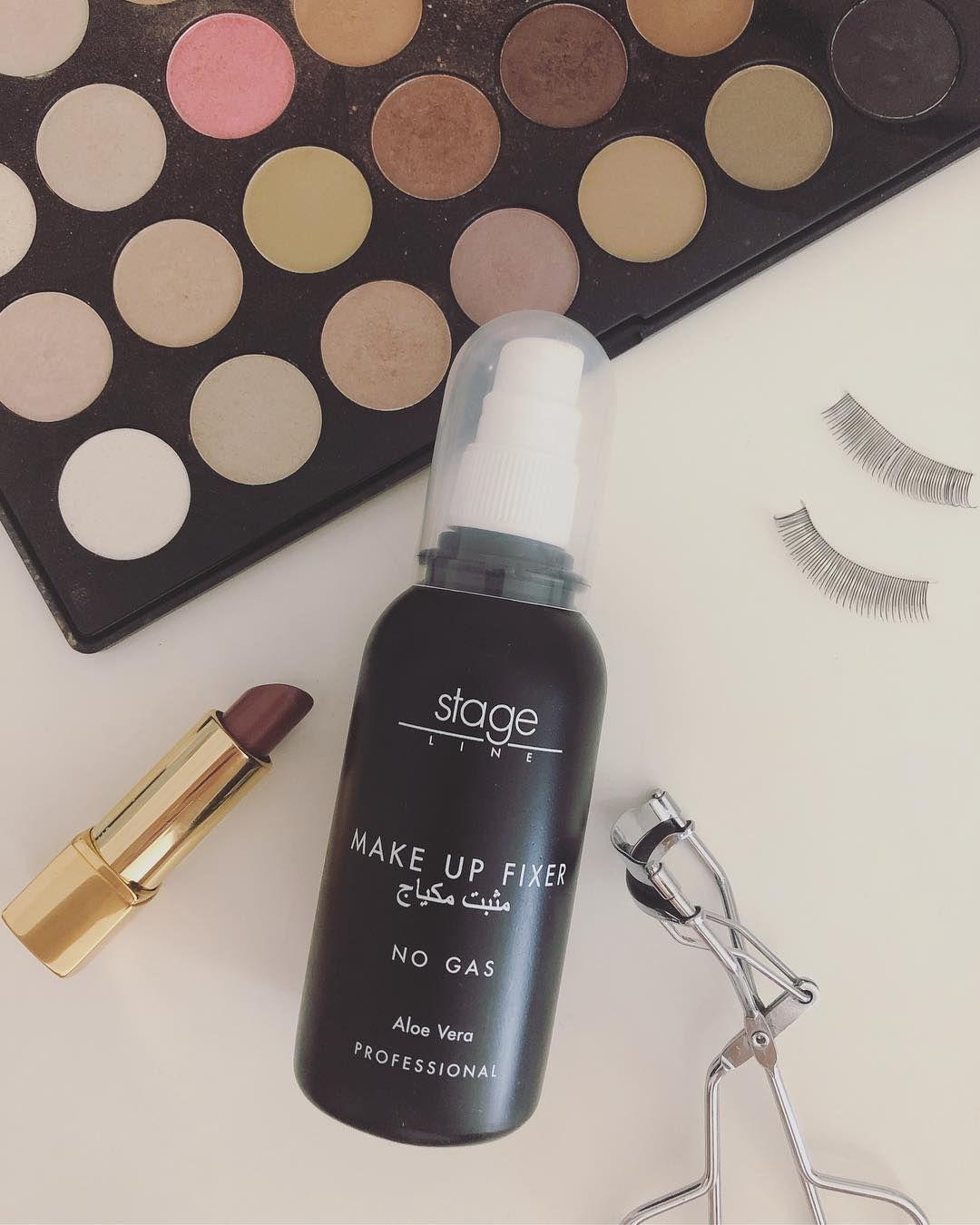 c34978b408b3df Stageline - Make-up Fixierspray:Für maximale Haltbarkeit von  megabeanspruchten Make-up Kreationen