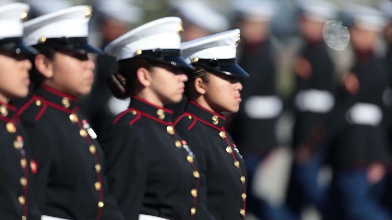 Marine Corps Dress Blue Uniform Female Female Marines Marine Corps Dress Blues Marines Dress Blues [ 720 x 1280 Pixel ]