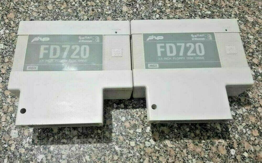 Super Rare Al Alamiah Sakhr Fd720 2dd مشغل فلوبي صخر نادر Msx Ebay Repair Cairo