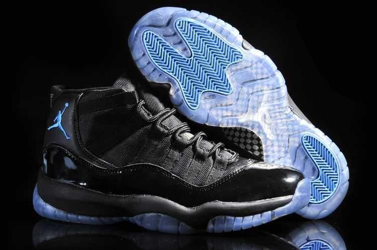 Homme Jordan Nike 11 Noir Bleuu52i Shoes Air Superman K1Jc3FuTl