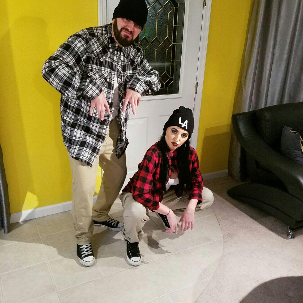 Cholo and Chola Halloween Costume   Kuki Fashion ...