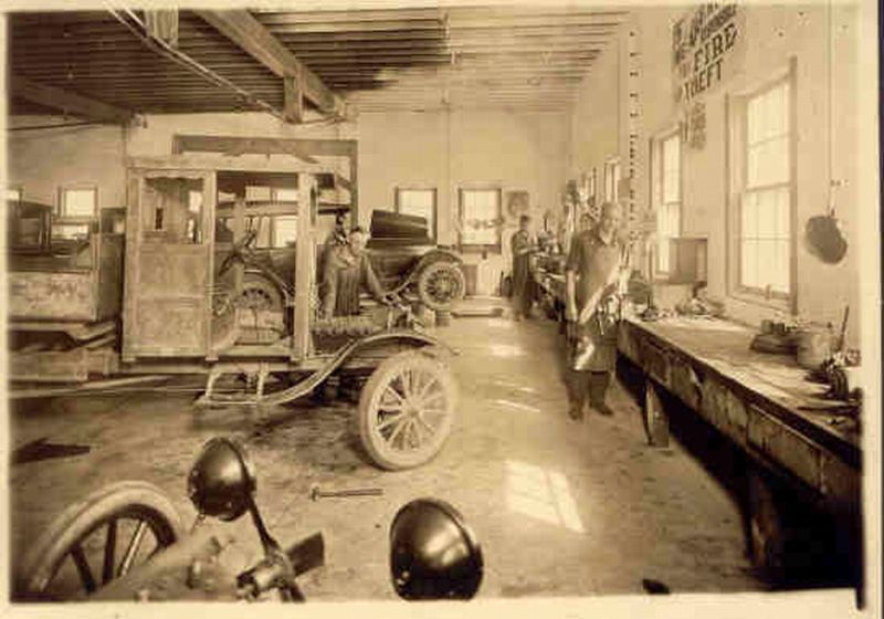 Model T Ford Forum Model T Garage Work Areas Model T Antique