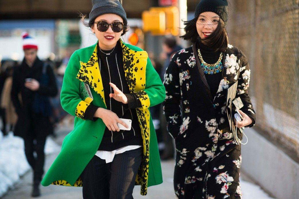 New York's Finest - NYFW Street Style