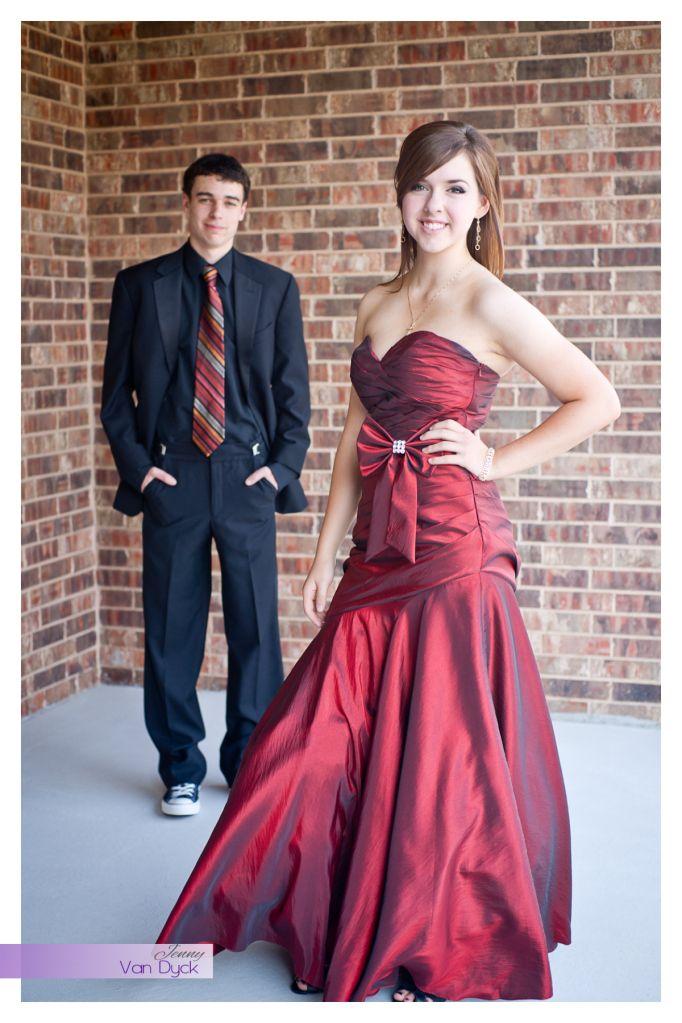 Creative Prom shot! #sherrihillstyle