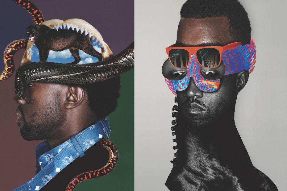 Image Of Inside Kanye West S Creative Agency Donda Kanye West Music Clothes Kanye