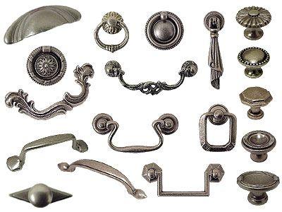 The Bosetti - Marella Cabinet Hardware (Old Iron ...