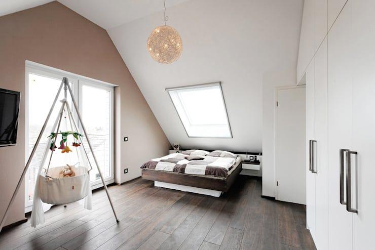 Gem Liches Schlafzimmer Dachschr臠e