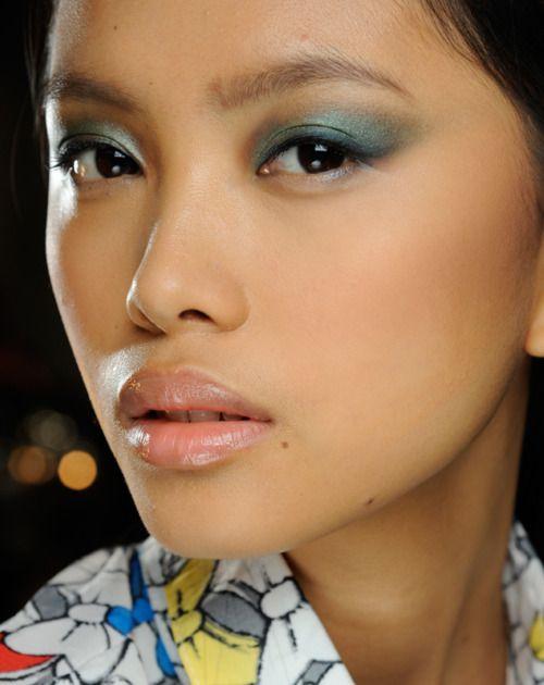 MAC  -  Jason Wu, AW12 Fashion Week