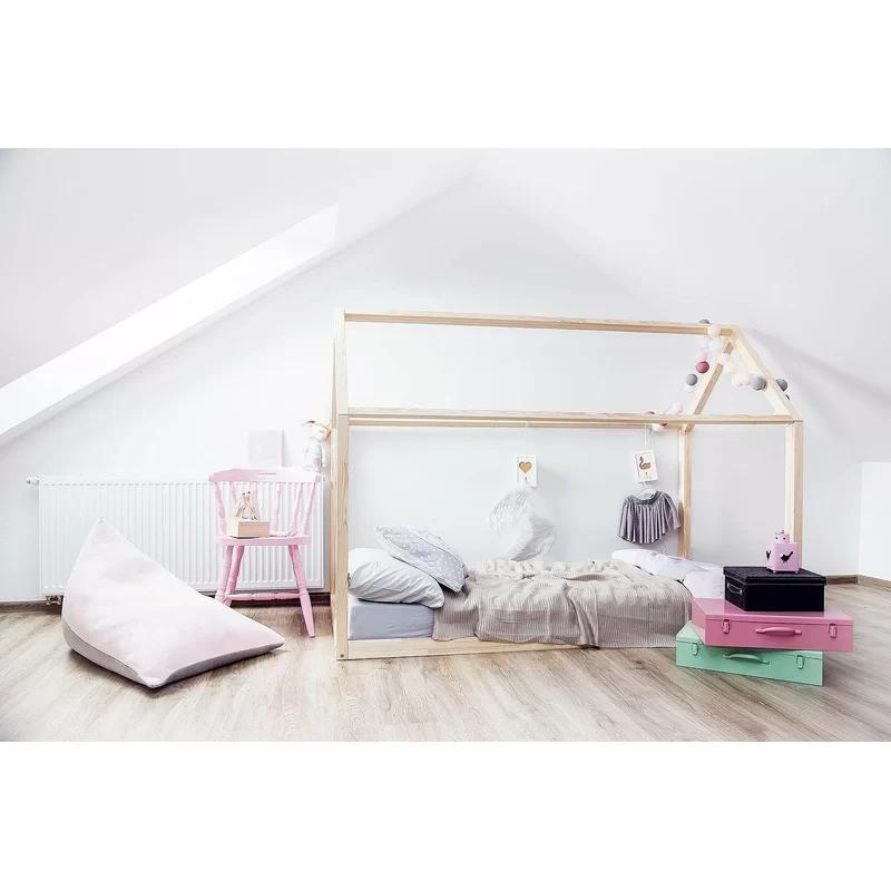 Himmelbett Kinderzimmer Mobel Betten Fur Kinder Bett Ideen