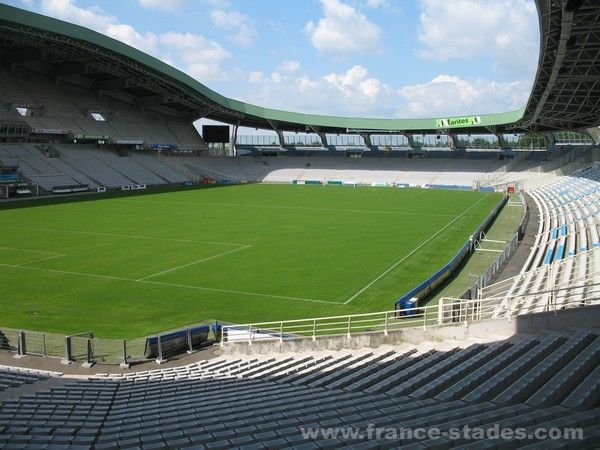 stade de la beaujoire louis fonteneau nantes football stadiums pinterest. Black Bedroom Furniture Sets. Home Design Ideas