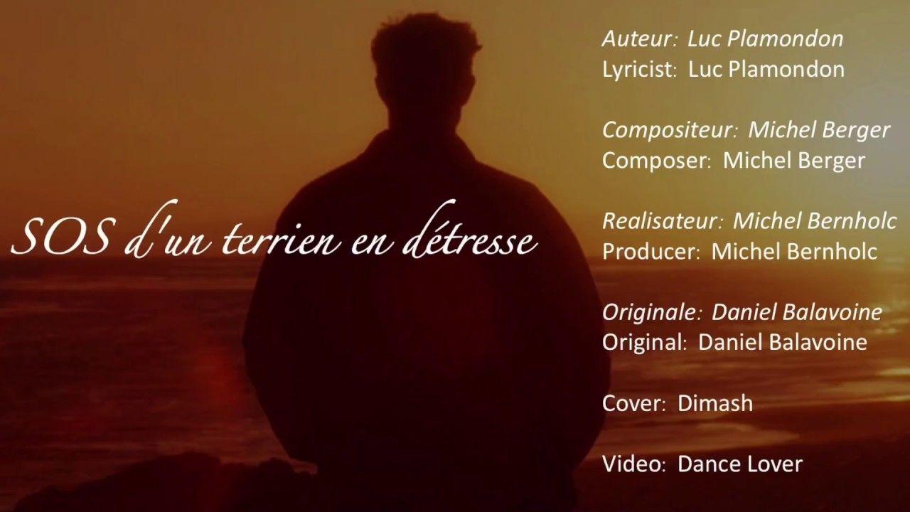Lyrics Dimash Dimash S O S D Un Terrien En Detresse French