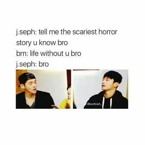 A Truly Accurate Representation Of The Swaggiest Of Them All Relationship Kpop Memes Funny Kpop Memes Memes