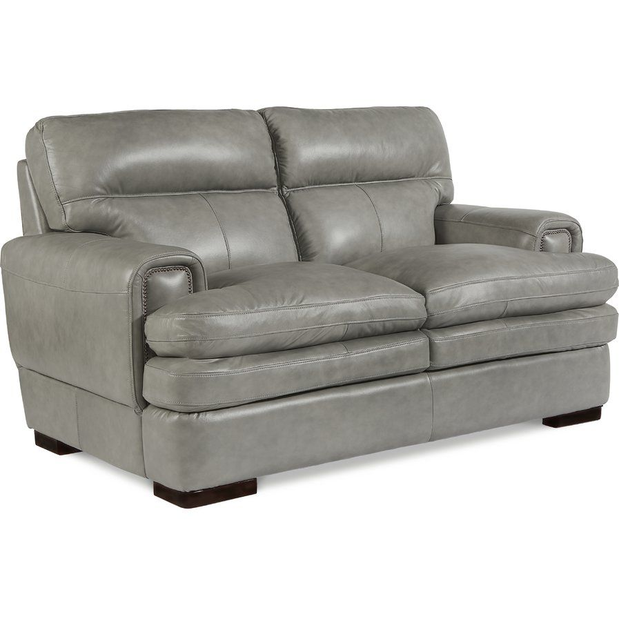 Jake Genuine Leather Loveseat Leather Loveseat Love Seat Modern Loveseat