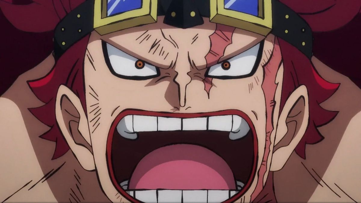 Eustass Kid One Piece World Eustass Kid One Piece