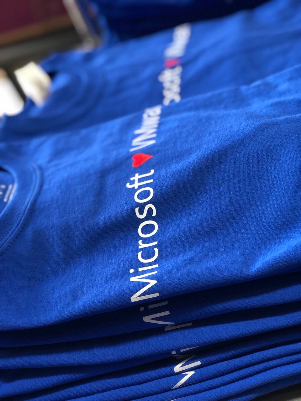 Microsoft tshirts screen printing clothing logo