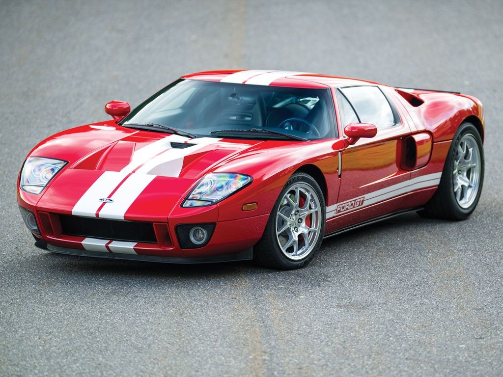 2005 Ford Gt 40 Gt Ford Gt Super Cars Ford