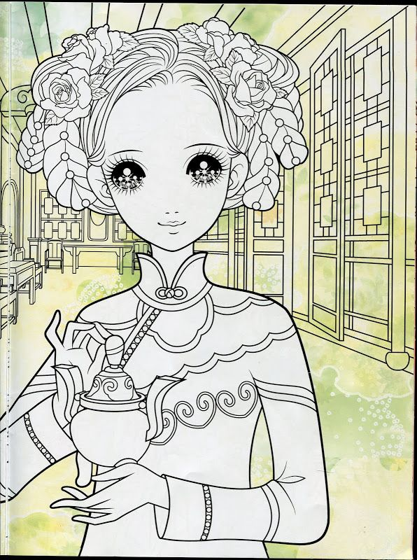 takahashi macoto coloring pages - photo#20