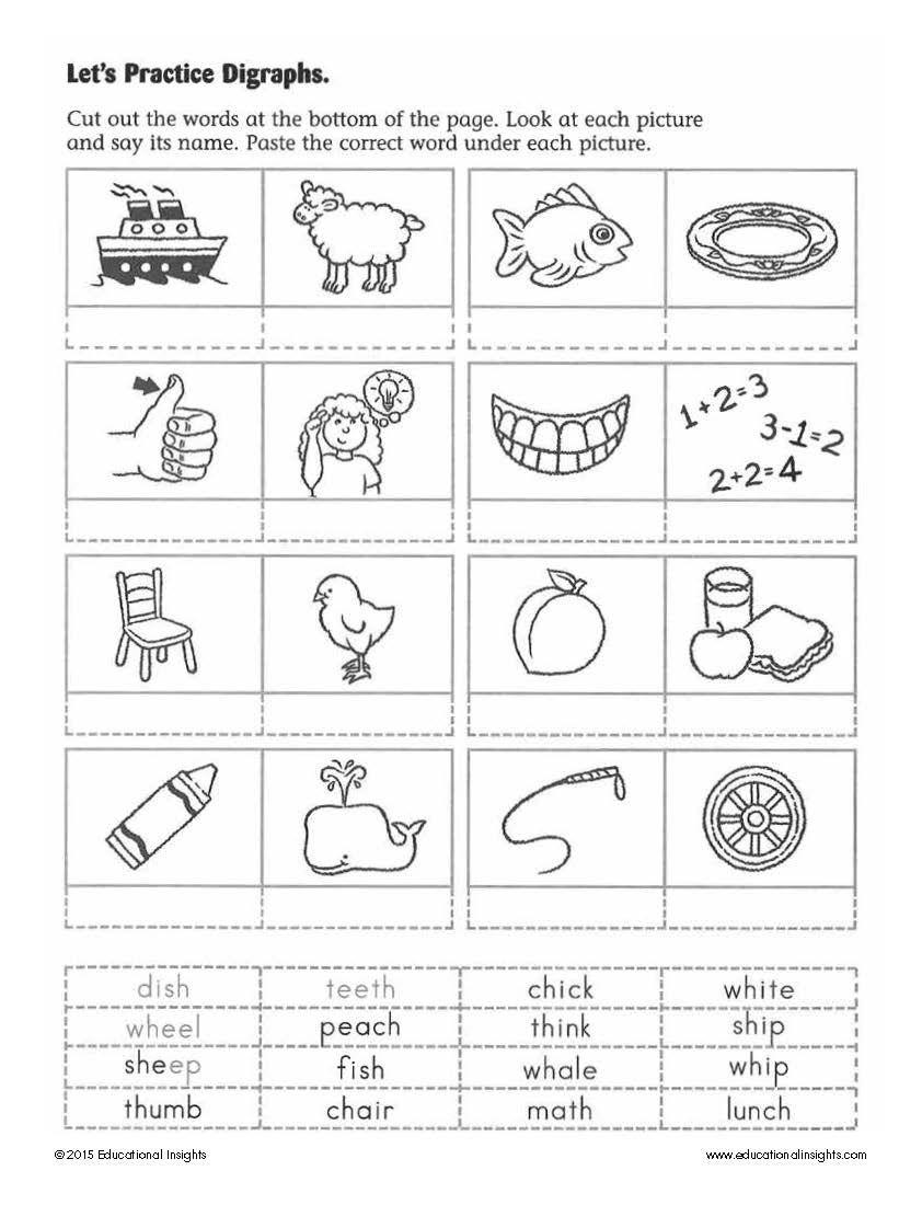 worksheet Visual Scanning Worksheets summer learning reading worksheet page 7 kids resources 7
