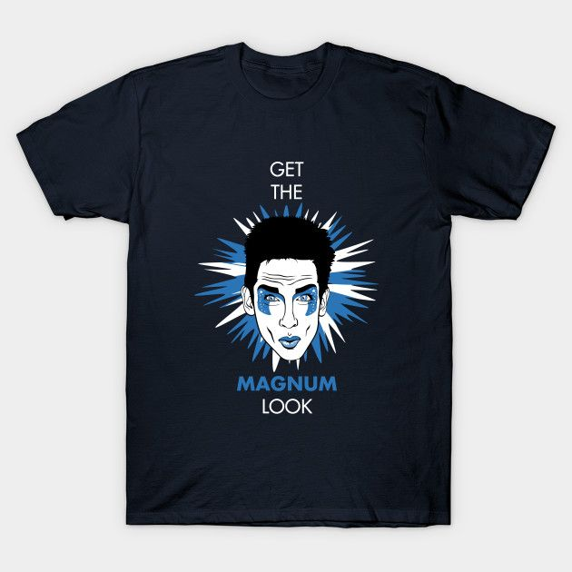 Get the Magnum look - Zoolander T-Shirt - The Shir