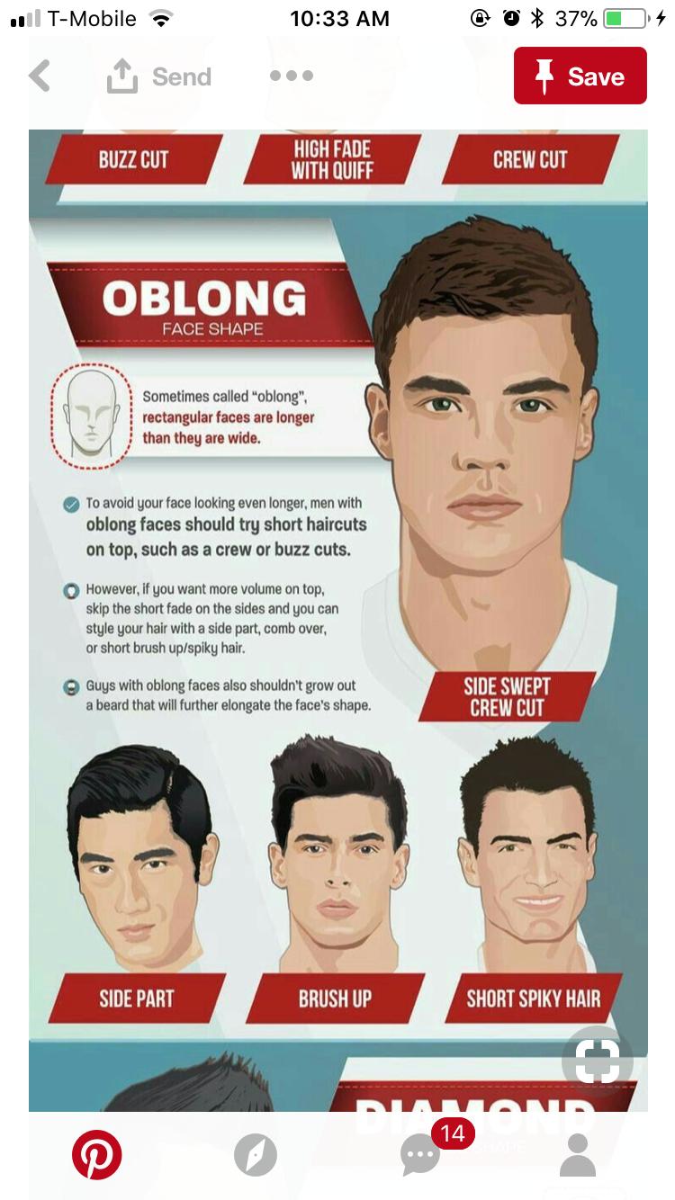 Pin By Evan Aditya Pradana On Hair Style Face Shape Hairstyles Men Mens Hairstyles With Beard Haircut Types