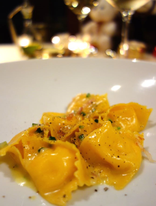 Rome Cavalieri's menu offers guests the finest ingredients
