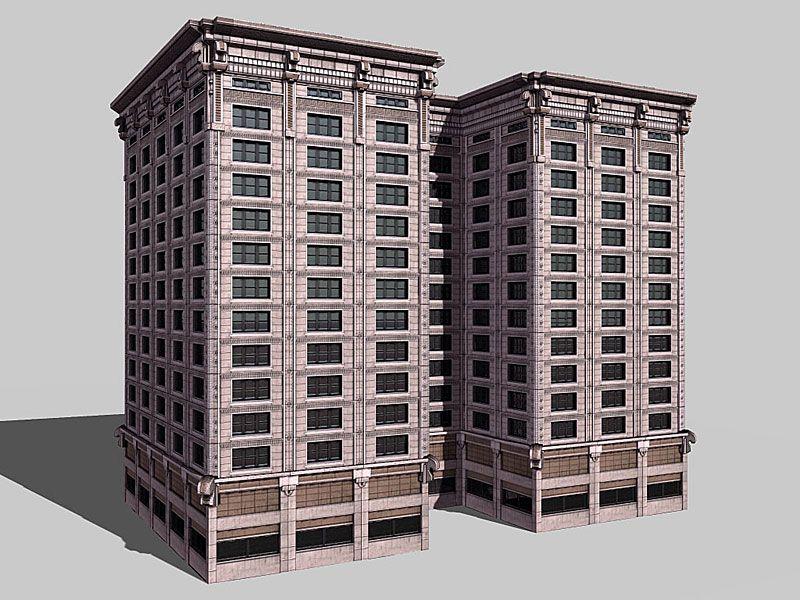 House modeling tutorial maya