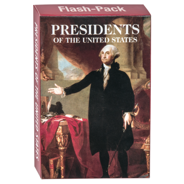 Presidents Flash Cards - Games and Activities - For Children | The White House Historical Association