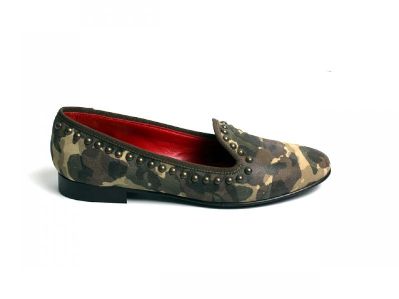 love this combi > Via Roma > Camouflage Loafer > DAAD AMSTERDAM