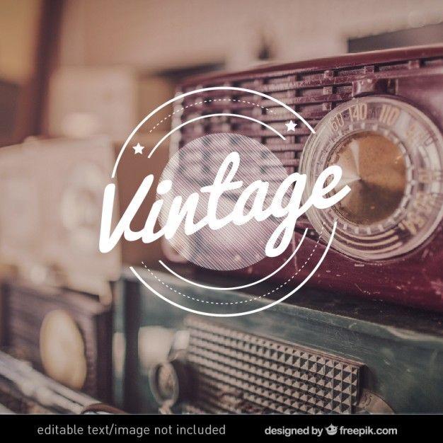 Vintage Pictures Part - 41: Vintage Emblem Free Vector