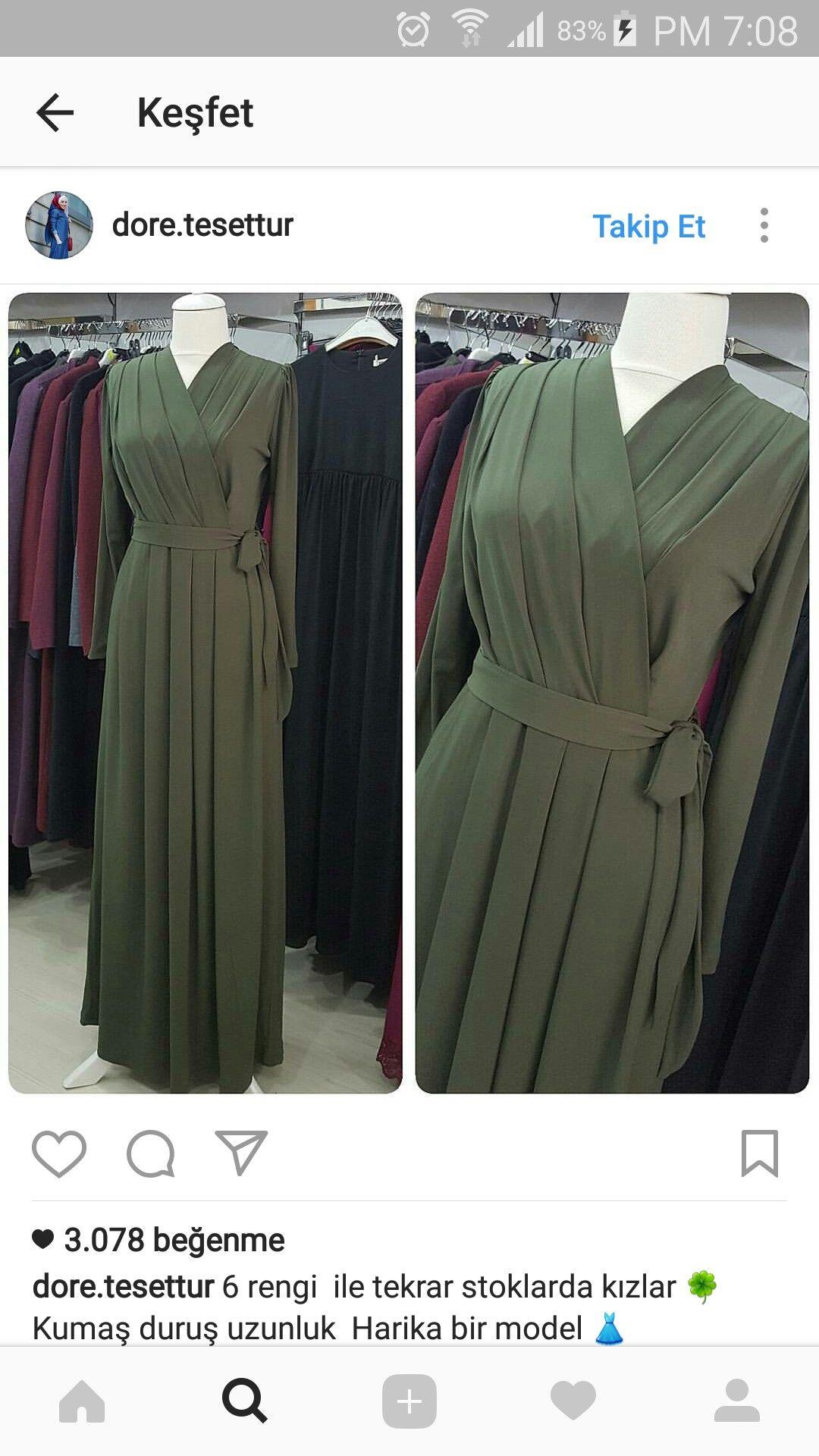 Elbise elbise ve kombin pinterest abayas hijabs and muslim