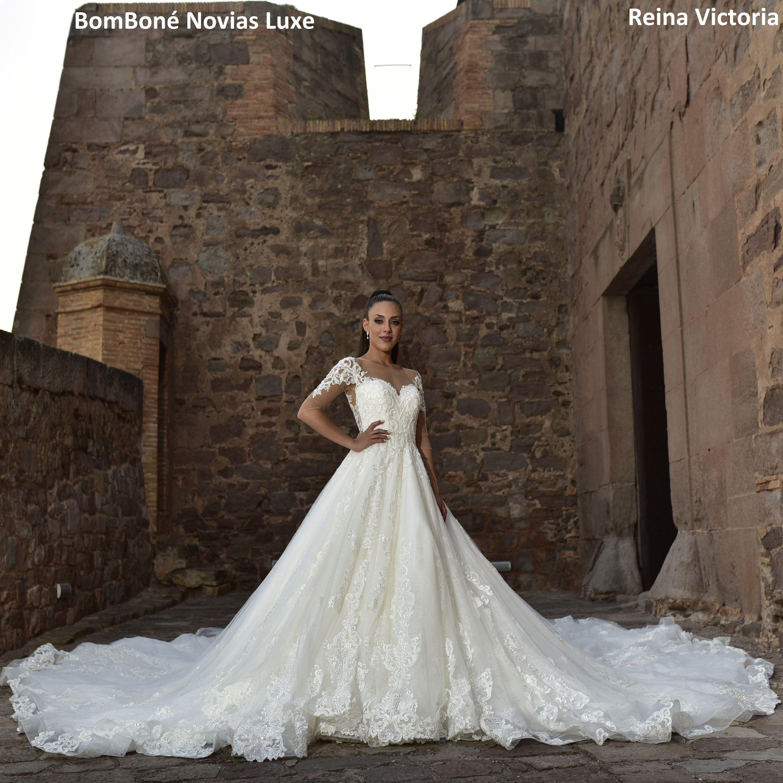 Nombres para vestidos de novia