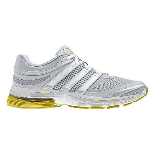 new product 0e87d 9eddc Womens adidas adistar Ride 4 Running Shoe - WhiteYellow 9.5
