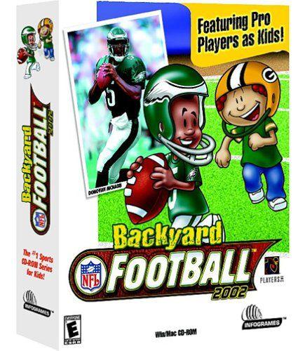 Backyard Football Gamecube Rom - House Backyards