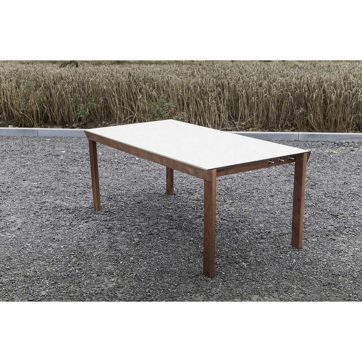 Salon De Jardin Egoe Table Desa Rectangle Et 4 Chaises Cora