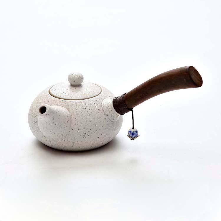 Tangpin Japanese Ceramic Teapots Kettle Tea Pot Japanese Tea Set Drinkware Ceramic Teapots Tea Decor Japanese Tea Set